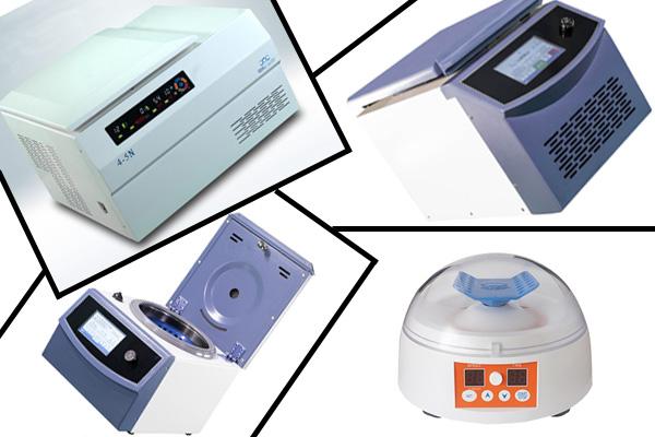 新型冠状病毒检测仪器设备