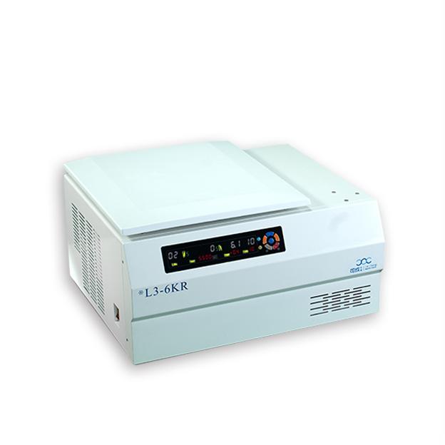 L3-6KR台式低速冷冻离心机