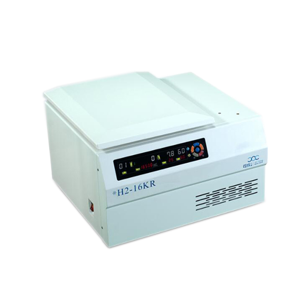 H2-16KR 台式高速冷冻离心机
