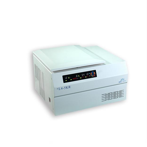 L4-5KR台式低速冷冻离心机