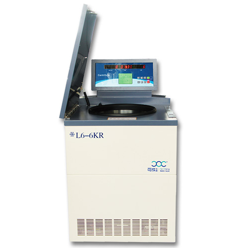 L6-6KR 低速冷冻离心机