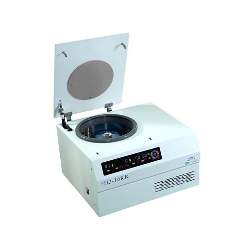 H2-16KR 高速冷冻离心机