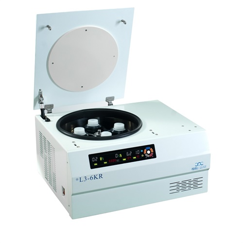 L3-6KR 低速冷冻离心机