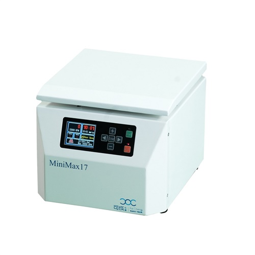 MiniMax17台式高速离心机