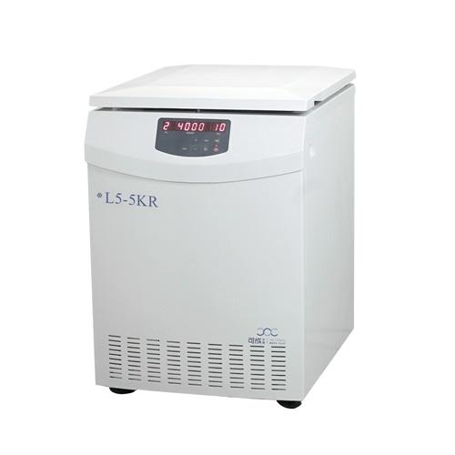L5-5KR 落地式低速冷冻离心机